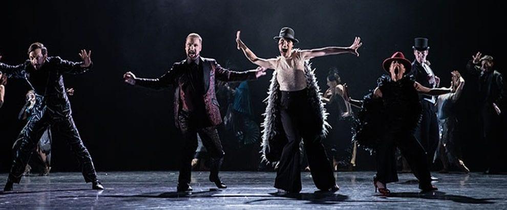 Veliki Gatsby – premiera v SNG Opera in balet Ljubljna