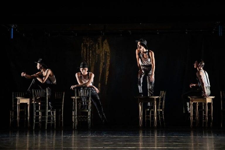 Veliki Gatsby; foto: Darja Stravs Tisu; vir: SNG Opera in balet Ljubljana
