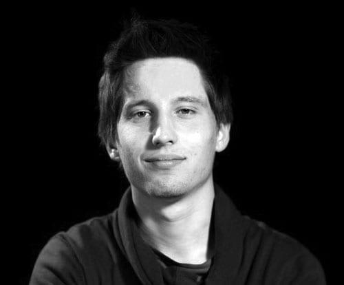 Jakob Ribič, mladi raziskovalec UL AGRFT